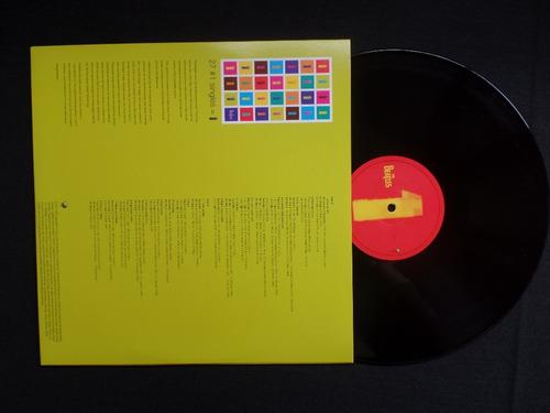 the beatles - 1 - lp  duplo - imp - (remixado/remasterizado)