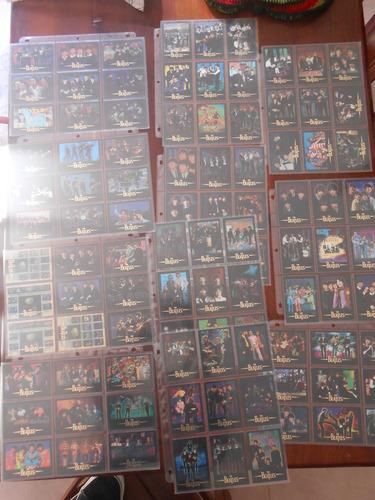 the beatles 100 card importadas 1996