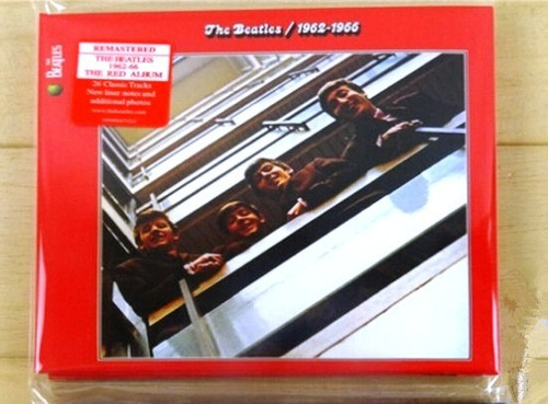 the beatles - 1962 - 1966 (2010)