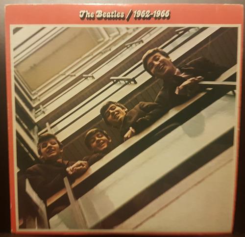 the beatles - 1962-1966 (2xlp) (gatefold) - vinilo (lp)