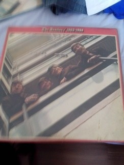 **the beatles **1962/1966**  **vinil duplo inglês**