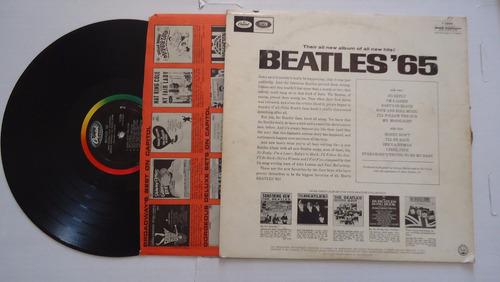 the beatles - '65, capitol, importado