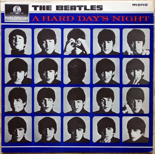 the beatles- a hard day's night