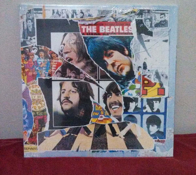 the beatles - anthology 3 vinyl (made in uk) (triple vinilo)