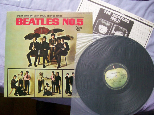 **the beatles**    **beatles no. 5**