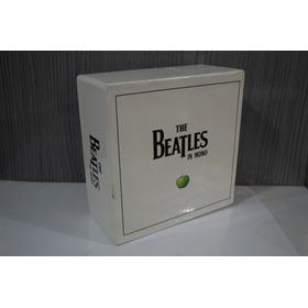 The Beatles-box In Mono-cds Mini Lps- Vazio-usado