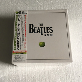 The Beatles Box Set Cds The Beatles In Mono 2009 Japan