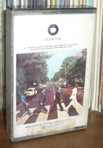 the beatles cassette abbey road