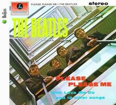 **the beatles**  -cd please please me remaster 2009**