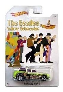 the beatles cockney cab  hot wheels t6