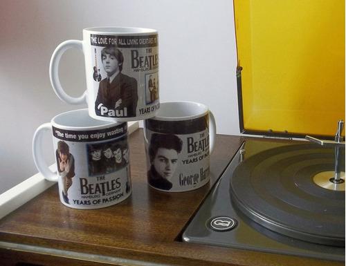 the beatles coleccion hamburgo george, paul, pete y john