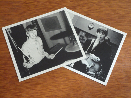 the beatles collectible photos limited edition import japan