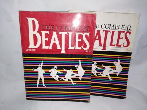 the beatles compleat 2 tomos, mas de 1000 páginas