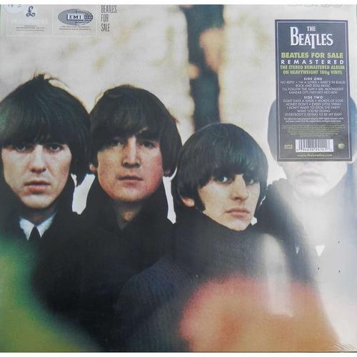 the beatles  for sale  lp vinilo nuevo cerrado original