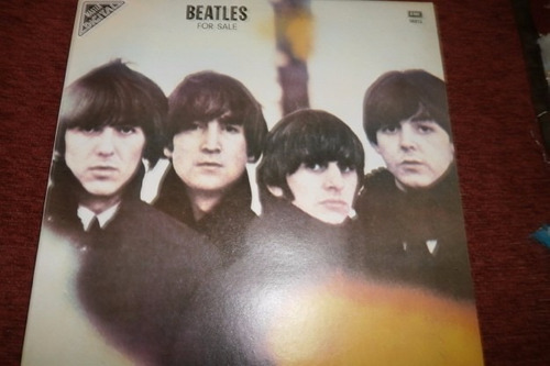 the beatles for sale vinilo lp master analogico argentino nm