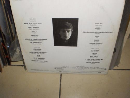 the beatles john lennon disco vinyl lp imagine