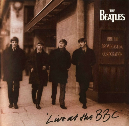 the beatles live at the bbc volumen 1 y 2 (6 cds)