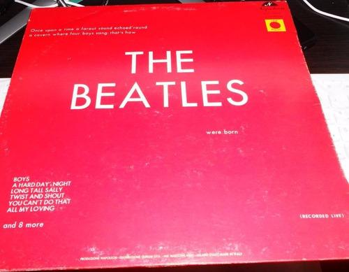 the beatles lp (primera edicion italia)