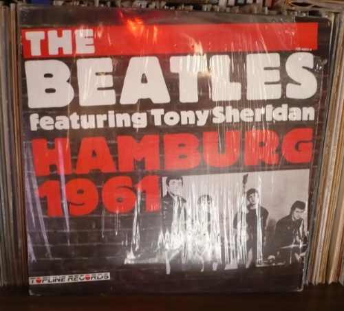 the beatles lp tony sheridan hamburg 1961 peerless
