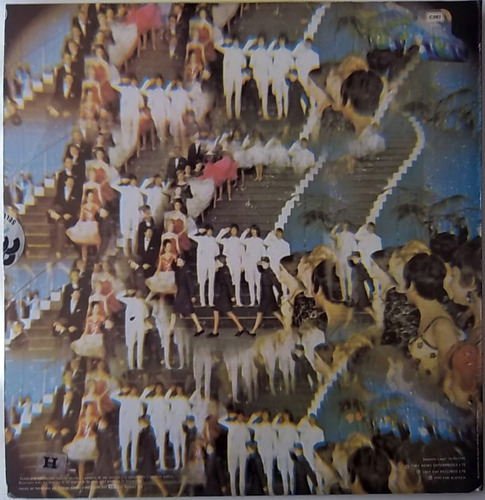 the beatles. magical mystery tour. disco vinilo