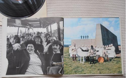the beatles - magical mystery tour ( l p ed. u s a 1976)