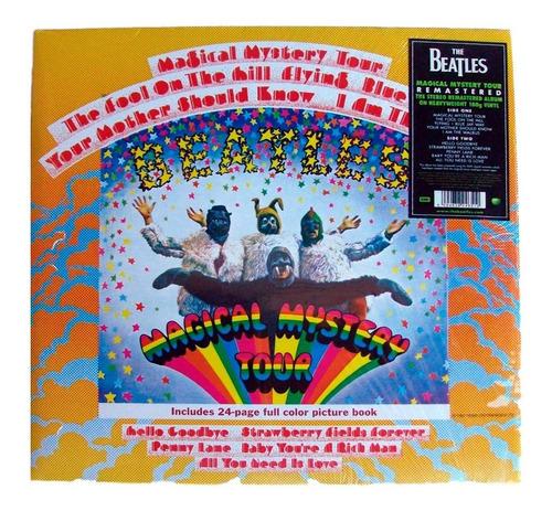 the beatles magical mystery tour vinilo rock activity