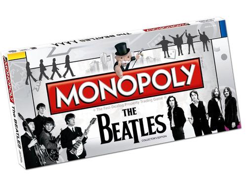 the beatles monopolio all years