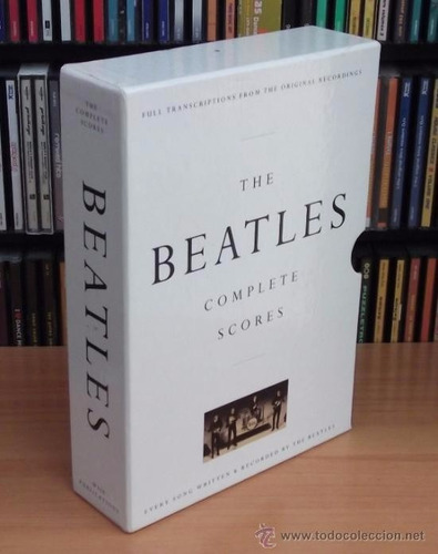 the beatles partituras ebook