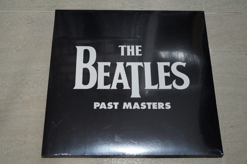 the beatles past masters vinilo doble rock activity