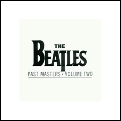 the beatles past masters vol. ii cd 1988 original