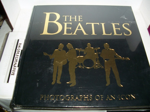 the beatles photographs of an icon - rm colecionaveis