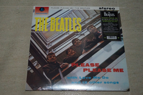 the beatles please please me vinilo rock activity