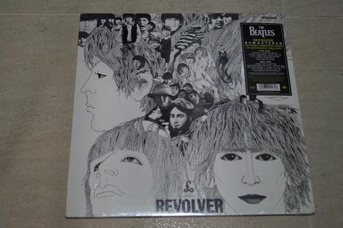 the beatles revolver vinilo rock activity