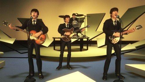 the beatles: rock band (juego) - nintendo wii- envío gratis