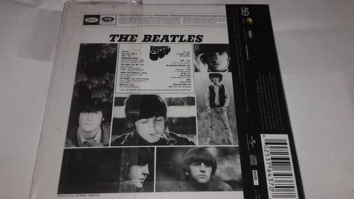 the beatles rubber soul digipack us albums | nuevo/sellado