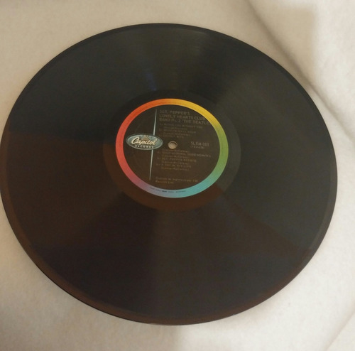 the beatles sargent peppers sargento pimienta lp