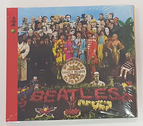 the beatles - sgt pepper's lonely heart club band