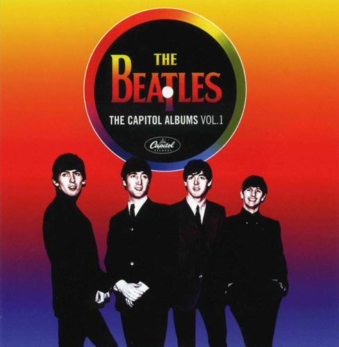 the beatles - the capitol albums volume 1 (4 cds)