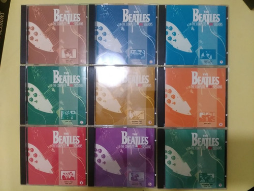 the beatles - the complete bbc sessions