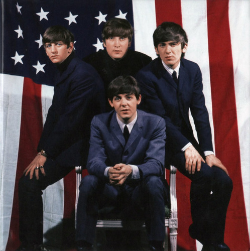 the beatles - the u.s. albums (13 cds)