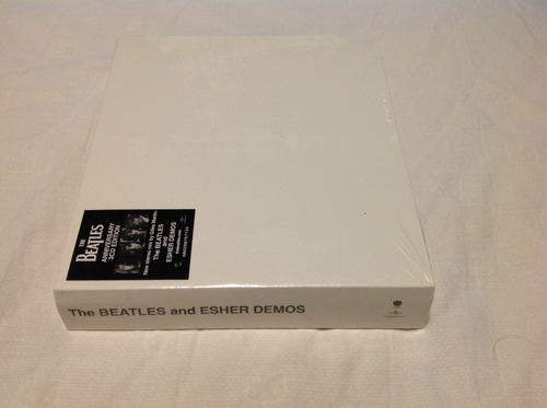 the beatles - white album - 2018 cd triplo deluxe edition