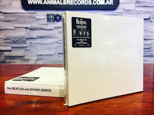 the beatles white album 50th 3 cd import nuevo en stock