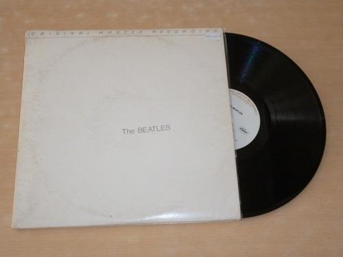 the beatles white album mfsl original master recording japan