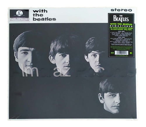 the beatles with the beatles vinilo rock activity