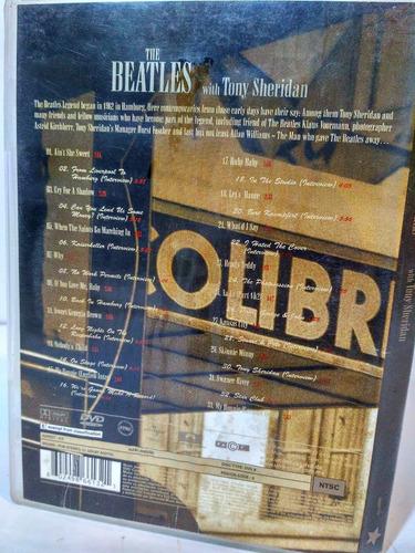 the beatles with tony sheridan dvd original documentary