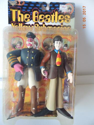 the beatles yellow submarine musicos mc farlane