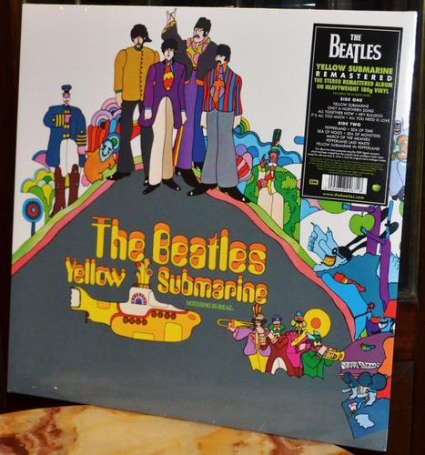 the beatles yeloow submarine nuevo cerrado original