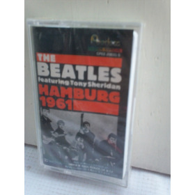 The Beatles.featuring Tony Sheridan. Cassette.