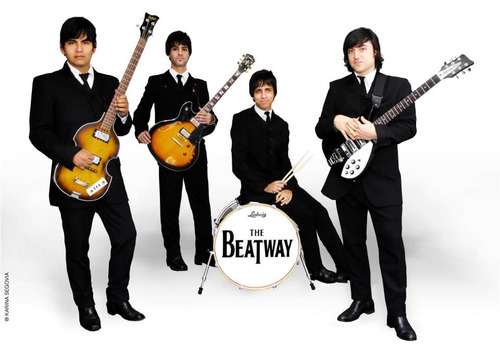 the beatway banda tributo a the beatles