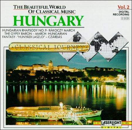 the beautiful world of classical music - hungary